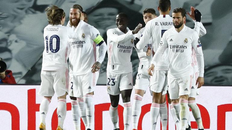 Футболисты «Реала». Фото Reuters