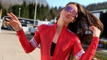 Лыжница Ступак нехочет давать интервью: «Дайте мне выдохнуть, янеразвлекательная программа»