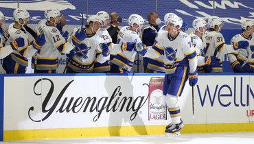 «Баффало Сэйбрз»— худшая команда НХЛ.
