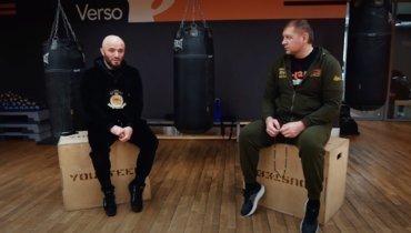 «СДжиганом будет непротивостояние, аизбиение». Емельяненко дал интервью Маге Исмаилову