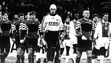 Титов вспомнил победу «Спартака» над «Аяксом», которая позволила выйти вполуфинал Кубка УЕФА