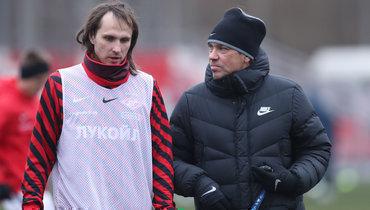 «Спартак-2» объявил орасторжении контракта сДьяковым