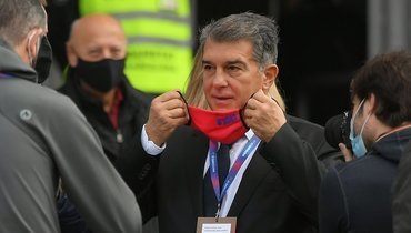 Лапорта готов предложить Месси пожизненный контракт с «Барселоной»