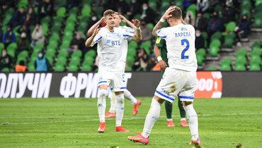 Дубль Тюкавина принес «Динамо» волевую победу над «Краснодаром»