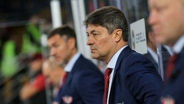 Мартемьянов— основной кандидат напост главного тренера «Сибири»