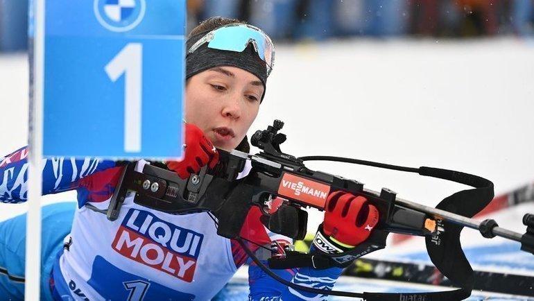 Ульяна Кайшева. Фото AFP