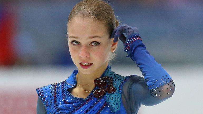 Канадский комментатор— оТрусовой: «Четверные прыгает Александра, анеТутберидзе или Плющенко. Неважно, кто еетренирует игде»