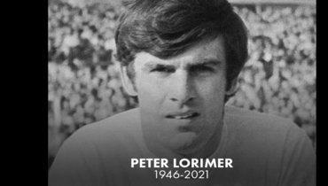 Умер двукратный чемпион Англии всоставе «Лидса» Питер Лоример