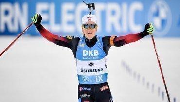 Ройселанн выиграла гонку преследования вЭстерсунде, Кайшева стала восьмой