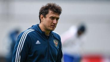 Врач сборной России рассказал отравмах Оздоева иЗобнина