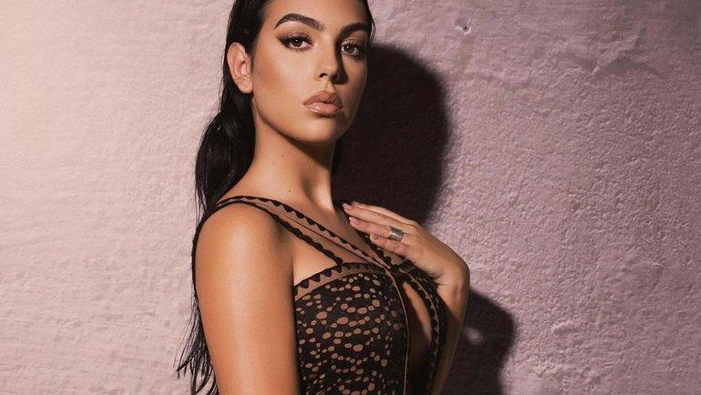 Джорджина Родригес. Фото Instagram