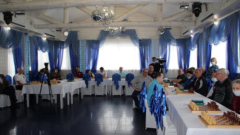 Участники Олимпиады ФИДЕ для людей сограниченными возможностями здоровья. Фото Владимир Барский, пресс-служба Костромской областной Думы