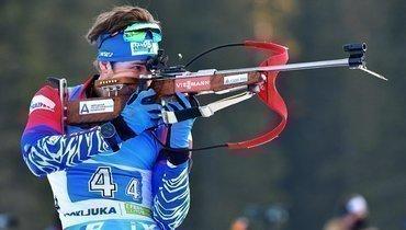 Биатлонист Латыпов— осеребре вмасс-старте: «Для меня это победа, очень рад»
