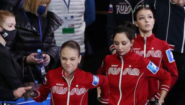 Специалист команды Тутберидзе допустил полный российский подиум уфигуристок наЧМ