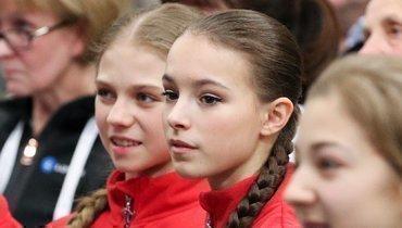 «Щербакова иВалиева заслуживают свои оценки». Тренер группы Тутберидзе высказался осудействе подопечных