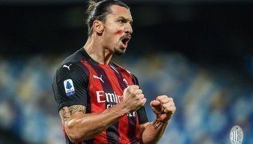 Ибрагимович заявил, что «Милан» намерен бороться заскудетто