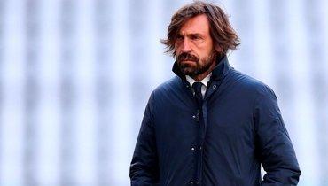 Пирло могут уволить споста главного тренера «Ювентуса»