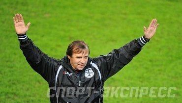 Алексей Сафонов заявил, что Бородюк возглавит «Торпедо»