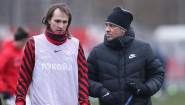 Виталий Дьяков иРоман Пилипчук.