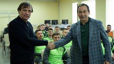 Александр Бородюк назначен новым главным тренером «Торпедо»