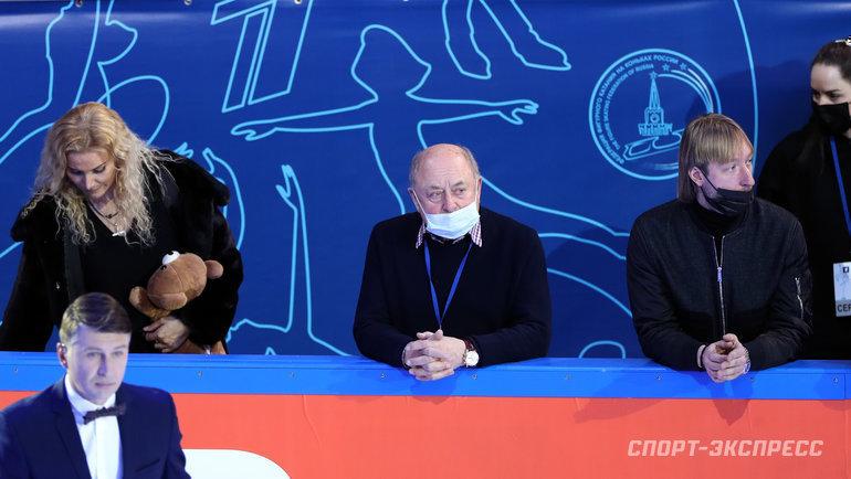 Что Тутберидзе иПлющенко говорят фигуристам после прокатов? Сравнили реакцию тренеров