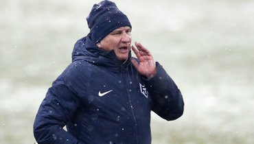 Главный тренер «Тамбова» неверит, что футболисты его команды играли наставках