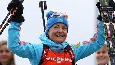 Юрлова-Перхт планирует выступить наОлимпиаде-2022
