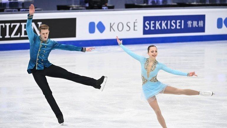 Тамара Москвина— лучший тренер чемпионата мира. Похоже, она увезет изСтокгольма сразу две медали