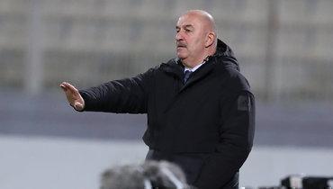 24марта. ТаКали. Мальта— Россия— 1:3. Станислав Черчесов.
