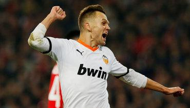 Черышев сможет принять участие вследующем матче «Валенсии»