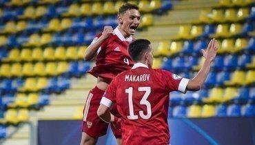 Молодежный Евро-2021: Россия— Исландия. Все голы матча