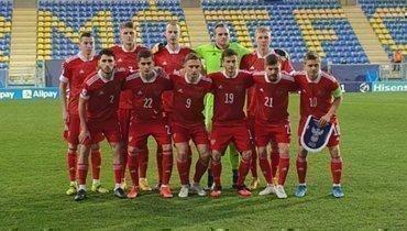 Сборная России разгромила Исландию встартовом матче молодежного чемпионата Европы