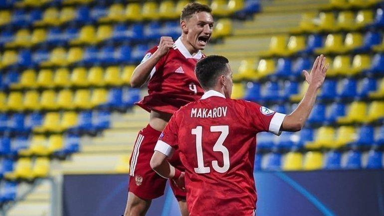 Доказательство силы! Молодежная сборная России стартовала наЕвро суверенной победы над Исландией