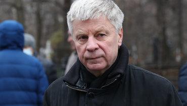 Спортивный юрист— обэкс-президенте РФС: «Толстых считает, что все агенты— преступники, ихнужно расстрелять»