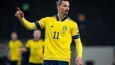 Ибрагимович назвал себя королем Швеции