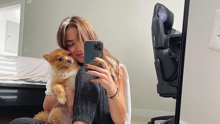 Вероника Волкова. Фото Instagram