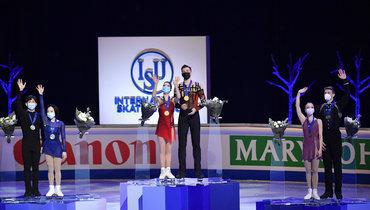 УТутберидзе— третья чемпионка мира, иэто непредел. Можетли Этери побить рекорд?