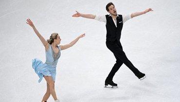 Жулин прокомментировал победу Синициной иКацалапова вритм-танце чемпионата мира