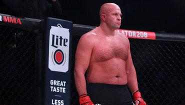 ESPN включил Федора Емельяненко вчетверку лучших тяжеловесов вистории ММА