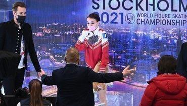 Жулин— ороссийском подиуме наЧМ: «Это потрясающе! Это фантастика!»