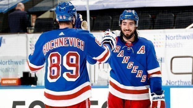 «Рейнджерс» вновь сыграет против «Филадельфии» вматче регулярного чемпионата НХЛ. Фото nhl.com