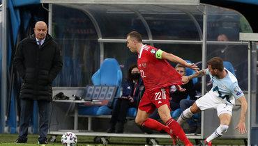 «Игра сборной России меня очень разочаровала». Динияр Билялетдинов— опобеде над Словенией