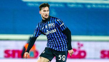 Гасперини оценил перспективы Миранчука стать игроком стартового состава «Аталанты»