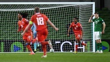 Гол Родригеша изкиевского «Динамо» принес Люксембургу победу над Ирландией