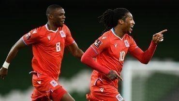 Сборная Люксембурга победила навыезде вотборочном матче впервые с2008 года