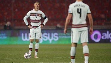 Скандал вБелграде: уРоналду украли победный гол. Мальта оправдала прогнозы Черчесова