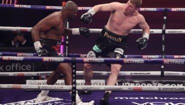 Уайт нокаутировал Поветкина истал временным чемпионом мира WBC