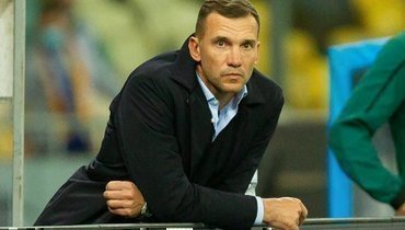 Андрей Шевченко— оматче сФинляндией: «Унас есть план куспеху»