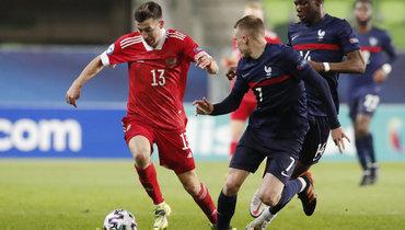 Россия неиспугалась суперсборной Франции. Нотеперь нашей молодежке нужен подвиг против Дании