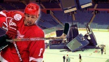 Отстрашной трагедии команду НХЛ отделило полтора часа. Сын Ларионова из-за этого боялся зажизнь отца